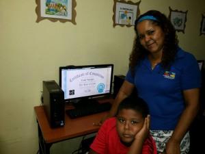 Daysi Torres, Administradora en Isla Canas